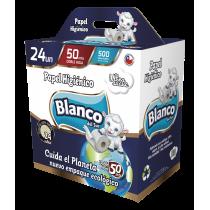 Blanco Del Sur Caja  50 Mts...