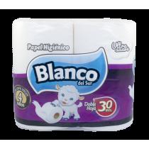 Blanco Del Sur Doble Hoja...