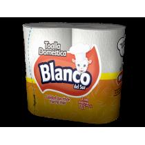 Blanco Del Sur Toalla Papel...