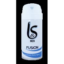 Ls Spray Men 150Ml Fusion